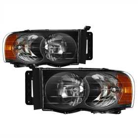 XTune Crystal Headlights